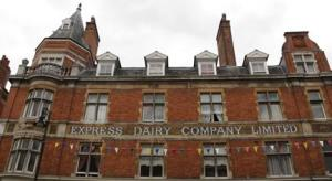 Exterior of Express Dairy Company