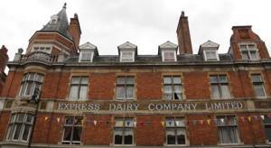 Exterior of Express Dairy Company