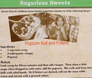 sugarless sweets